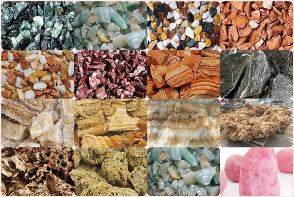 Цветни камъни